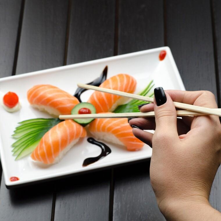 Όλα όσα πρέπει να γνωρίζεις πριν επιλέξεις να φας sushi