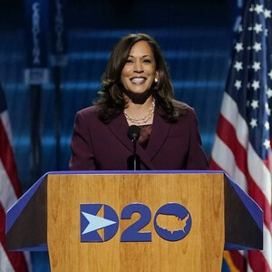 Kamala Harris: Η επόμενη γενιά της πολιτικής στις ΗΠΑ έχει «άρωμα γυναίκας»