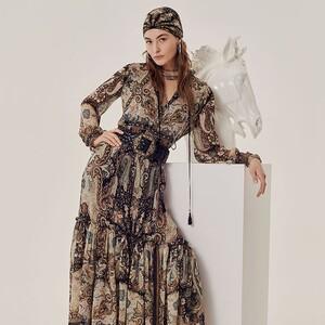 8 boho φορέματα για τις πιο κομψές φθινοπωρινές εμφανίσεις σου