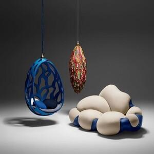 Τα νέα σχέδια της home συλλογής Objets Nomades από τη Louis Vuitton