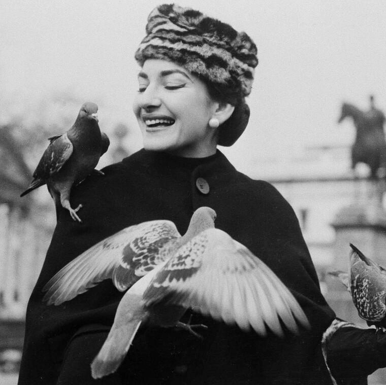 Μαρία Κάλλας: Η γυναίκα που τα έκανε όλα με τον δικό της τρόπο