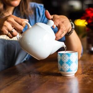 Πώς ένα ποτήρι τσάι μπορεί να αποτελέσει το μυστικό για την ευημερία σου