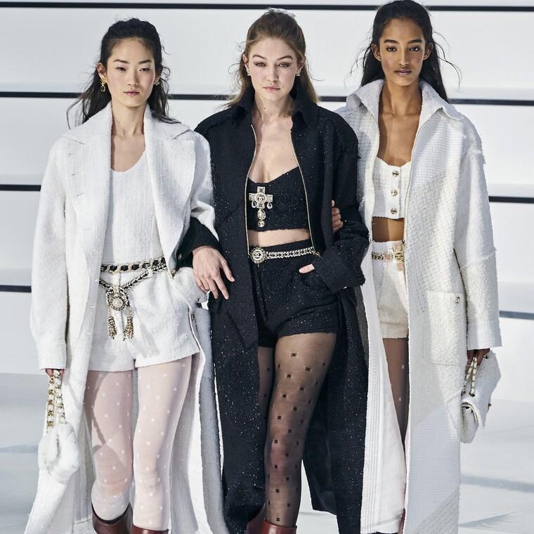 Nylon Καλσόν: Η ιστορία πίσω από το απόλυτο trend που λανσάρει φέτος η Chanel