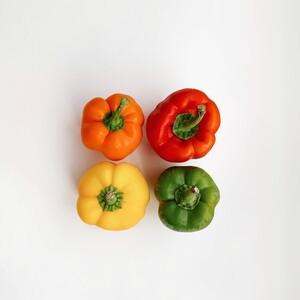 Οι χρωματιστές πιπεριές δρουν θεραπευτικά για το δέρμα σου