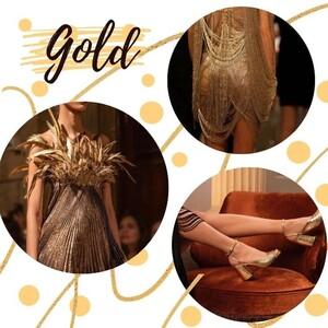 10 χρυσά fashion items που θα προσθέσουν λάμψη και φινέτσα στα γιορτινά σου look