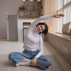 3 λεπτά είναι αρκετά για να σε βοηθήσουν να χαλαρώσεις μετά τη δουλειά