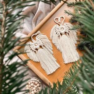 Το νέο diy trend στη χριστουγεννιάτικη διακόσμηση ακούει στο όνομα «angel macrame»