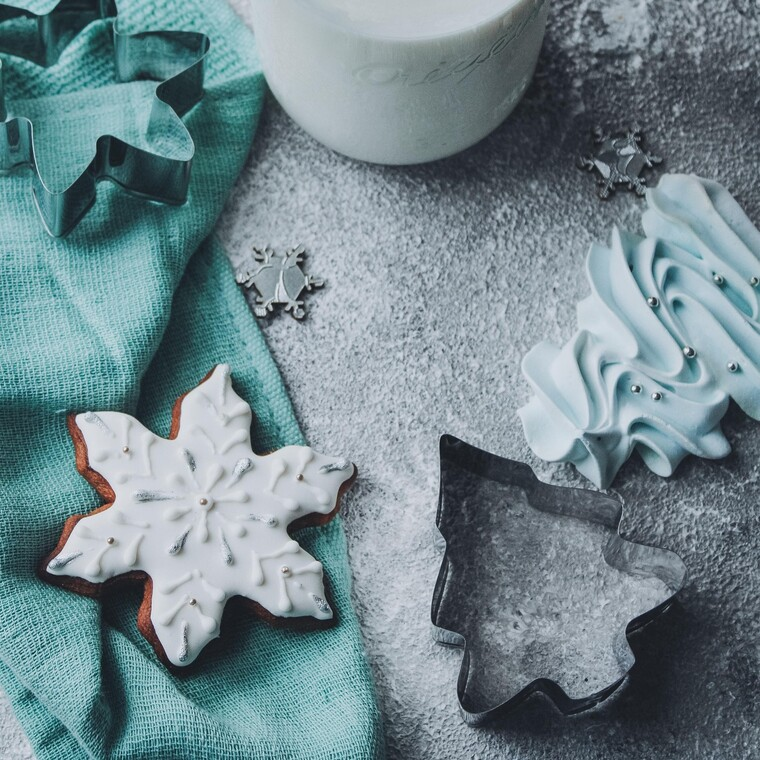 Τώρα μπορείς να φτιάξεις τα πιο ευφάνταστα χριστουγεννιάτικα μπισκότα