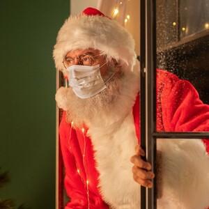 O Άγιος Βασίλης δε μεταφέρει τον κορονοϊό, συμβουλεύει ο ΠΟΥ
