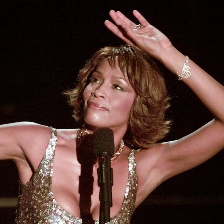 Αυτή είναι η ηθοποιός που θα ενσαρκώσει τη Whitney Houston στην ταινία για τη ζωή της