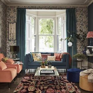 Living room trends: Όλες οι νέες διακοσμητικές τάσεις που θα κυριαρχήσουν το 2021