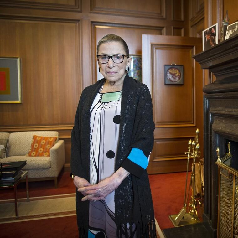 Η «καθαρή αξία» της Ruth Bader Ginsburg θα σε εκπλήξει
