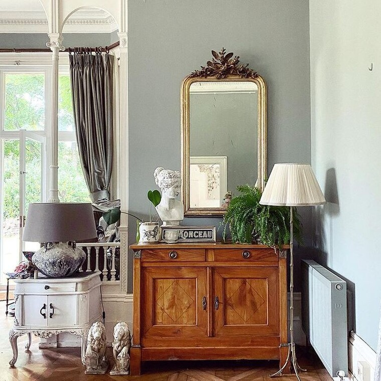Antique καθρέφτες: Απελευθερώνουν τις καλές ενέργειες του χώρου σου