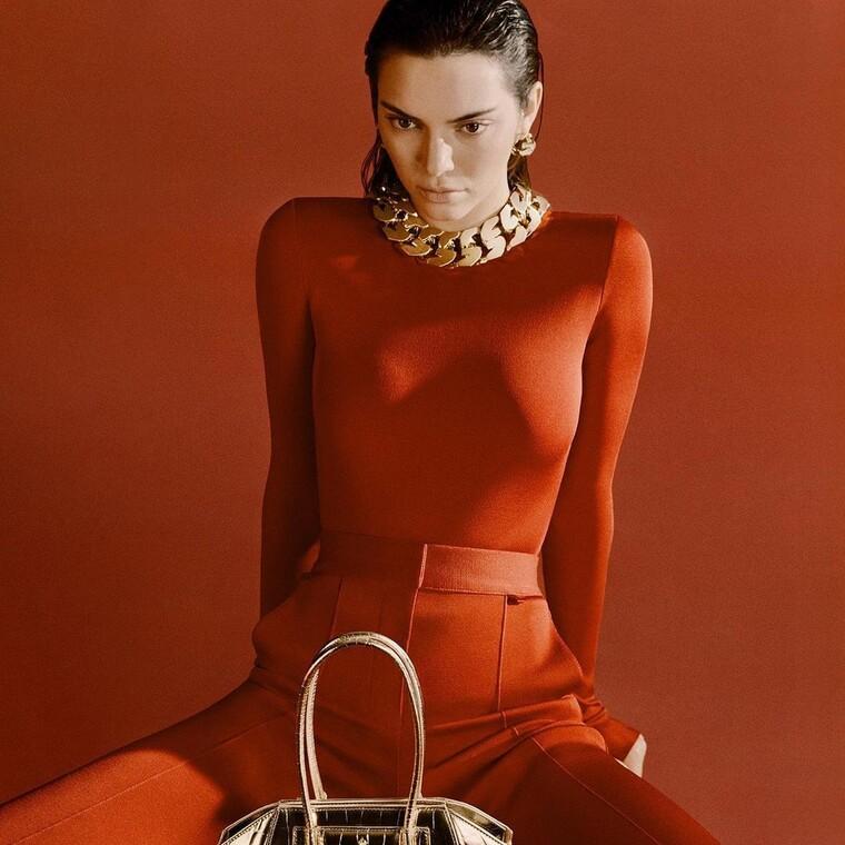 Κένταλ Τζένερ και Μπέλα Χαντίντ στη νέα διαφημιστική καμπάνια του Givenchy